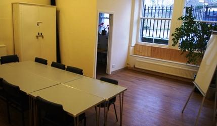 Room 2 - Lancaster Quaker Meeting House